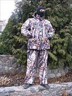 Зимний камуфляжный костюм для рыбалки и охоты , фото 1