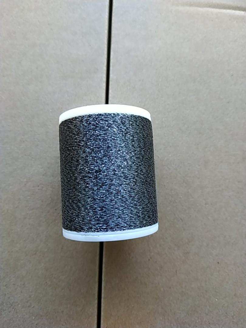 Нитки для машинной вышивки   Madeira   Super Twist  №30.  цвет 264 (  ЧЕРНАЯ ЖЕМЧУЖИНА ).  1000 м