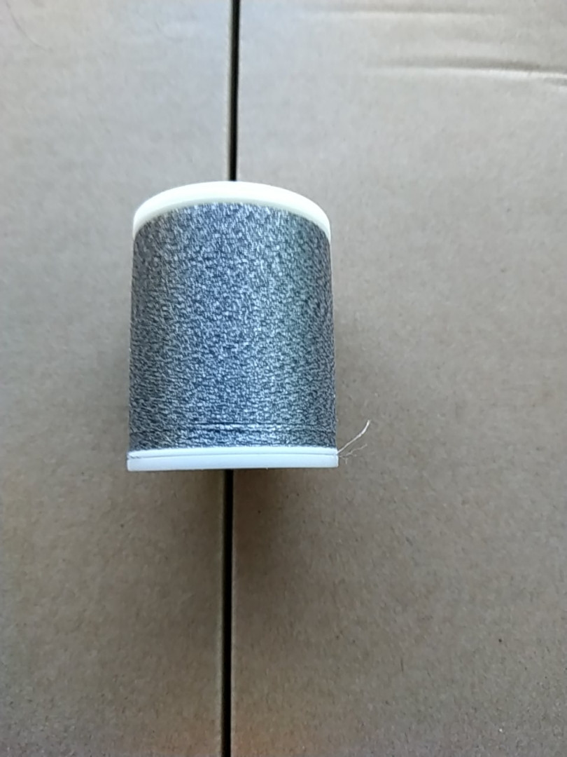 Нитки для машинной вышивки   Madeira   Super Twist  №30.  цвет 341 (  АСФАЛЬТ ).  1000 м