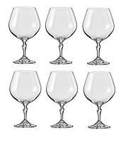 Набор бокалов для коньяка 400 мл 6 шт Lilly Bohemia 40768/400