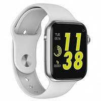 Умные часы Smart Watch W4 (белый)