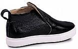 Ботинки демисезонные маленького размера 32,33,34,35 из натуральной кожи от производителя модель МАК1202М, фото 2
