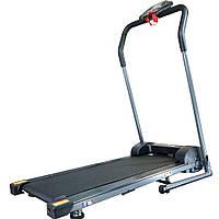 Беговая дорожка для дома электрическая до 110 кг USA Style SS-ET-0901 черный