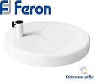 Основа для настільного світильника Feron LD1431 білий