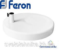 Основа для настольного светильника Feron LD1431 белый