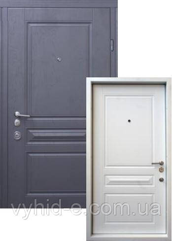 Двери входные STRAJ. Prestige Рубин