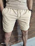 Мужские шорты трикотажные Турция О Д, фото 2