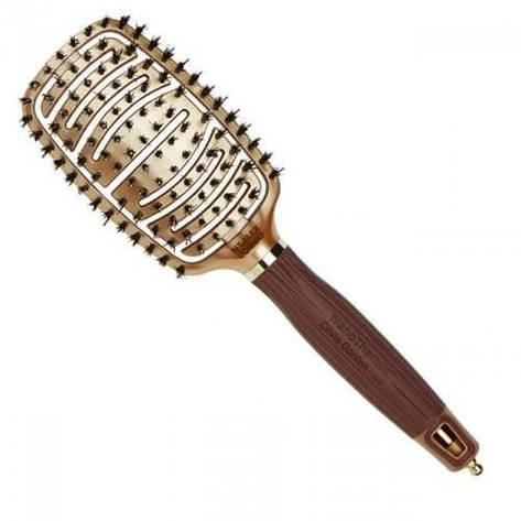 Щетка для волос Olivia Garden NanoThermic Ceramic + Ion Flex Combo OGBNTFC, фото 2