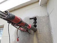 Бурение отверстий в бетоне