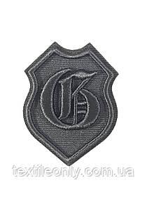 Нашивка Герб G 58x75 мм