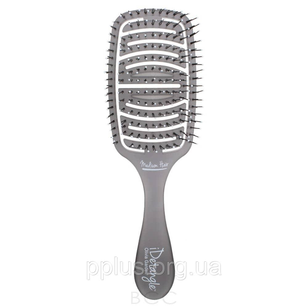 Щітка для волосся Olivia Garden iDetangle Medium Hair Brush OGBiDBMH