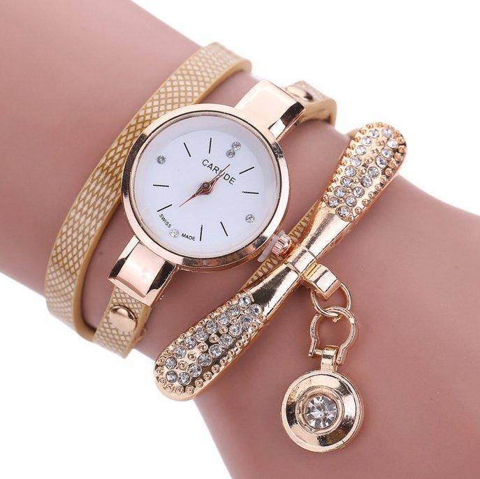 Часы браслет Carude 6 цветов