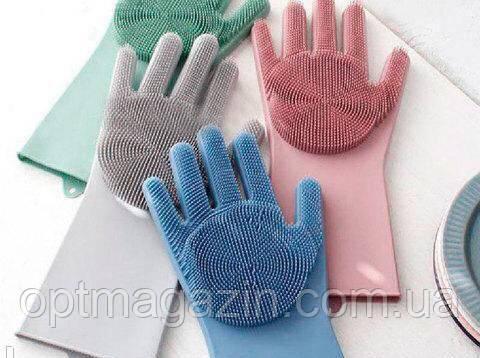 Перчатки для мытья посуды, фото 2