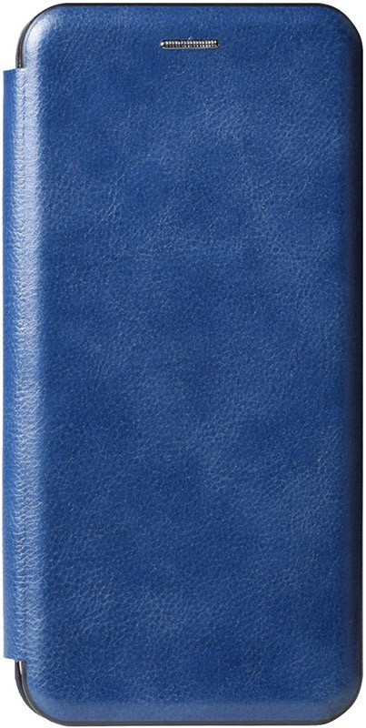 Чехол-книжка TOTO Book Rounded Leather Case Xiaomi Redmi 7 Navy Blue #I/S