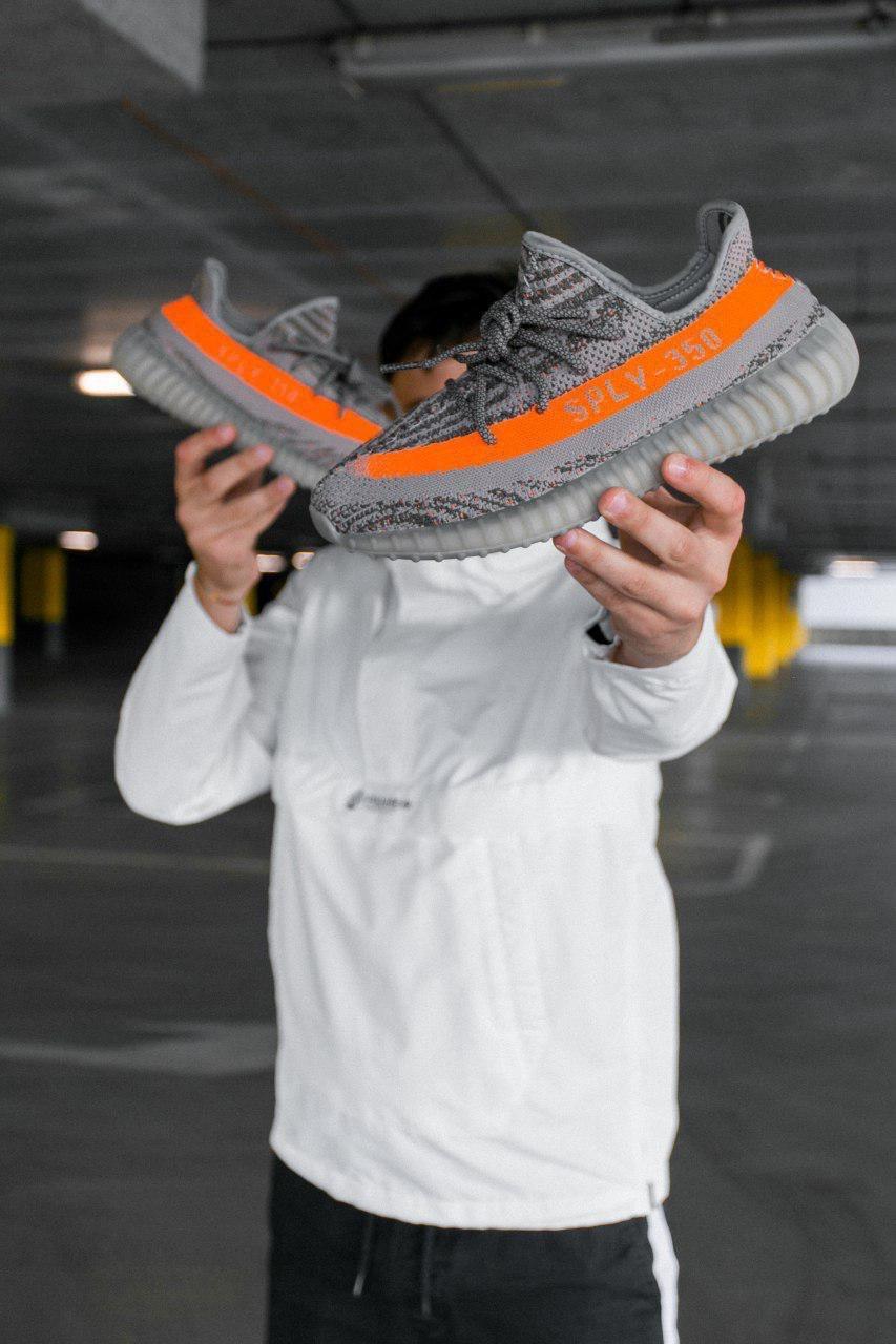 Кроссовки женские Adidas Yeezy Boost 350 V2 Beluga