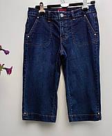 Бриджи джинсовые westport denim размер наш 46 (л-66)
