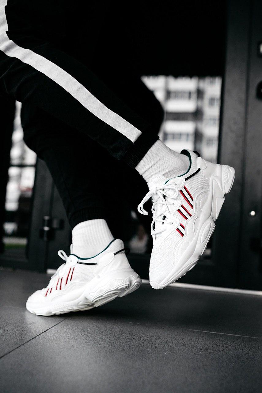 Кроссовки женские Adidas Ozweego Pusha T