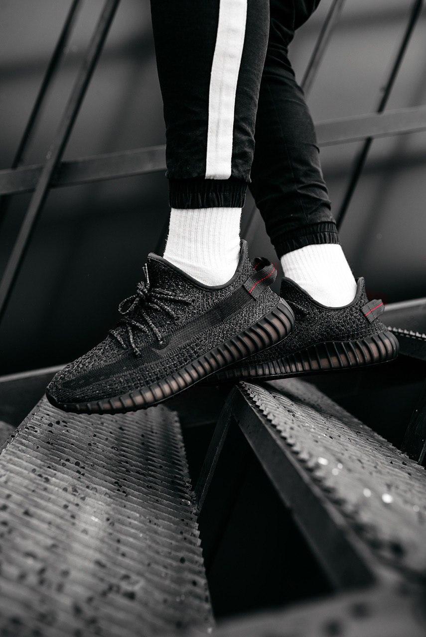Кроссовки женские Adidas Yeezy Boost 350 V2 Cinder