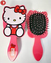 Расчёска для волос LaRosa Hello Kitty детская массажная 7052 LR