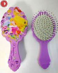 Расчёска для волос La Rosa детская массажная 7053 LR