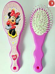 Расчёска для волос La Rosa детская массажная 7056 LR
