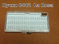 Пучки для наращивания ресниц La Rosa LRE003 8412