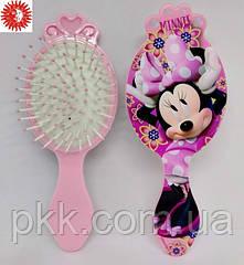 Расчёска для волос La Rosa MINNIE детская массажная 6073-2 LR