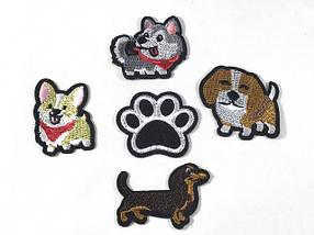 Нашивки Собаки