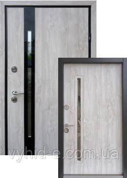 Двери входные STRAJ. PROOF  Slim Z
