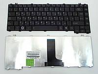 Клавиатура для ноутбука TOSHIBA (L600, L630, L635, L640, L645, C600, C640, C645 ) rus, black
