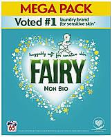 Детский сухой стиральный порошок Fairy Non bio 4225 г