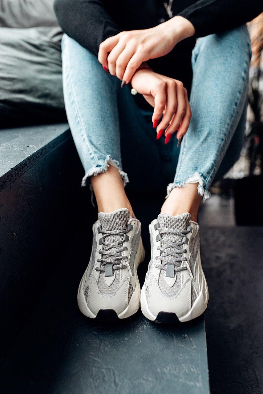 Кроссовки мужские Adidas Yeezy Boost 700 V2 Static