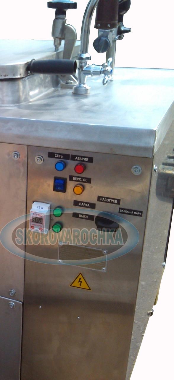 """Молочная промышленность КЭ 100 У (Нержавейка) - """"SKOROVAROCHKA"""", фото 1"""