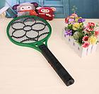 Электрическая мухобойка Rechargeable Mosquito-hitting Swatter, фото 3