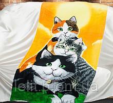 ТМ TAG Полотенце пляжное Cats