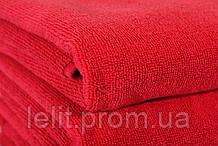 ТМ TAG Полотенце махровое  Red