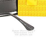 Солнцезащитные очки Emporio Armani Авиаторы с поляризацией для водителей Поляризационные Armani реплика, фото 5