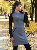 Платье из твида Diana 50 размер