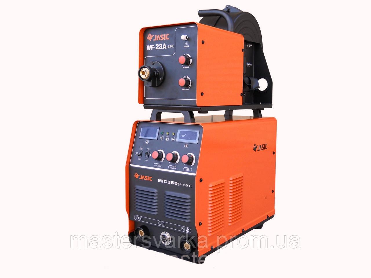 Сварочный полуавтомат Jasic MIG-350 (j1601) на 380 вольт