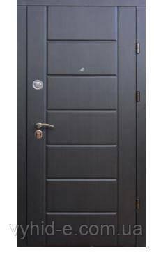 Двери входные ФОРТ. Премиум Канзас (улица/квартира)