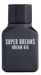 Оригинал Benetton United Dreams Super Dreams Dream Big 100ml Туалетная вода Мужская Бенеттон Юнайтед Дримс