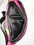 Сумка на пояс LIKEE Ткань Принт спортивные барсетки сумка только опт, фото 6