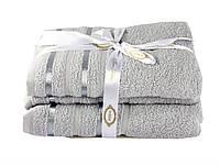 Махровое полотенце HOBBY 100х150 хлопок НП319998
