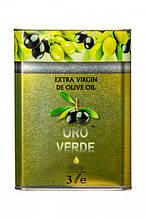Оливкова олія Oro Verde Еxtra Virgin 3 л