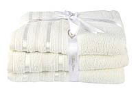 Махровое полотенце HOBBY 100х150 хлопок НП319950