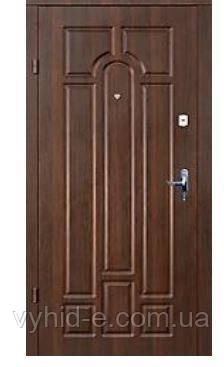 Двери входные ФОРТ. Эконом Классик (улица/квартира)