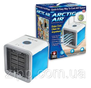 Кондиціонер Artic Air, Портативний, компактний кондиціонер, Очищувач і охолоджувач повітря