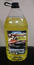 Летний омыватель стекла SCREEN WASH (Лимон) 5л
