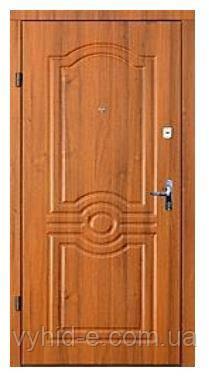 Двери входные ФОРТ. Эконом Лондон (квартира/улица)