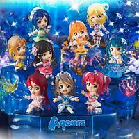 Фигурки Все - Живая любовь! Проект Школьный идол | All - Love Live! Sunshine!! Aquarium